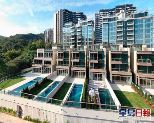 富豪.山峯洋房逾1.18億售,創項目新高。
