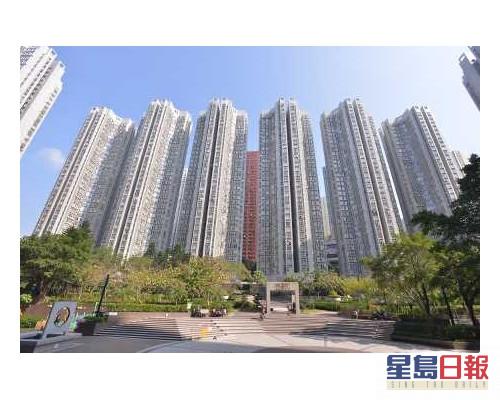 滙景花園高層3房1238萬沽 創今年次高