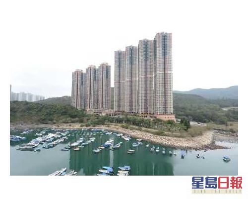 清水灣半島高層2房758萬沽