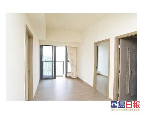 這是形薈2座中高層E室,實用面積484方呎。