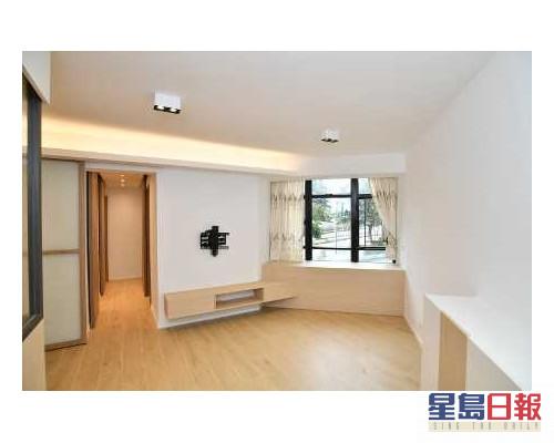 這個康怡花園C座低層16室,實用面積594方呎。