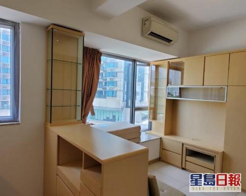 這是曉薈低層B室,實用面積251方呎,屬1房間隔。