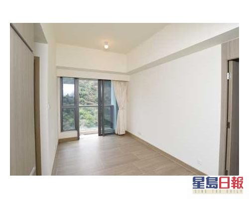 這個形薈1A座高層A室,實用面積489方呎。