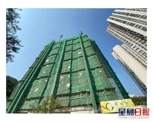 明翹匯高層3房逾1005萬沽