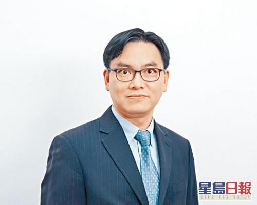 華坊梁沛泓表示,預計日後新田區住宅單位、可藉發展而「水漲船高」。