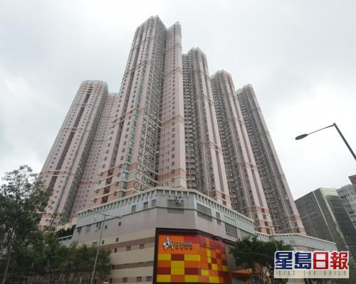 愉景新城兩房月租1.5萬。